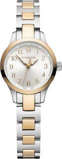 Швейцарские женские часы в коллекции Alliance Женские часы Victorinox 241842
