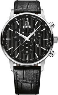 Швейцарские мужские часы в коллекции Classic Мужские часы Cover Co185.05