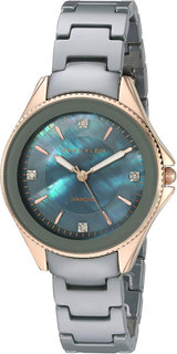 Женские часы в коллекции Ceramics Женские часы Anne Klein 2390RGGY