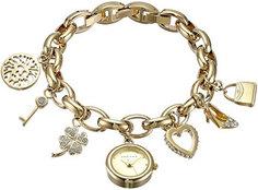 Женские часы в коллекции Time to Charm Женские часы Anne Klein 7604CHRM