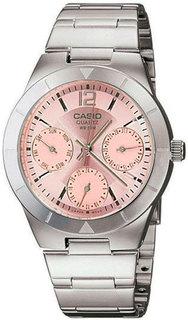 Японские женские часы в коллекции Collection Женские часы Casio LTP-2069D-4A