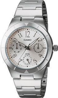 Японские женские часы в коллекции Collection Женские часы Casio LTP-2069D-7A2