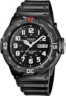 Японские мужские часы в коллекции Collection Мужские часы Casio MRW-200H-1B