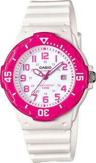 Японские женские часы в коллекции Collection Женские часы Casio LRW-200H-4B