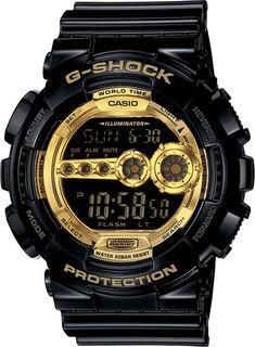 Японские мужские часы в коллекции G-SHOCK Мужские часы Casio GD-100GB-1E
