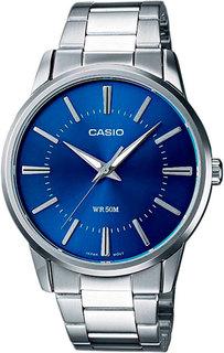 Японские мужские часы в коллекции Collection Мужские часы Casio MTP-1303PD-2A