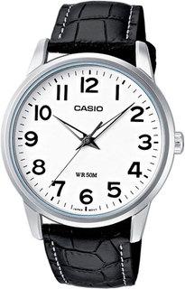 Японские мужские часы в коллекции Collection Мужские часы Casio MTP-1303PL-7B