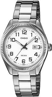 Японские женские часы в коллекции Collection Женские часы Casio LTP-1302PD-7B