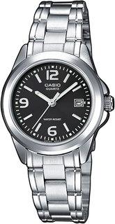 Японские женские часы в коллекции Collection Женские часы Casio LTP-1259PD-1A
