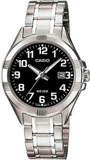 Японские женские часы в коллекции Collection Женские часы Casio LTP-1308PD-1B