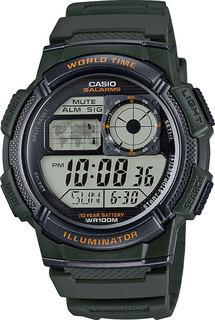 Японские мужские часы в коллекции Collection Мужские часы Casio AE-1000W-3A
