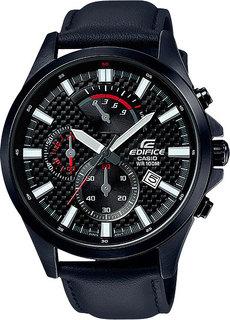 Японские мужские часы в коллекции Edifice Мужские часы Casio EFV-530BL-1A