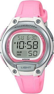 Японские женские часы в коллекции Collection Женские часы Casio LW-203-4A