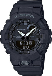 Японские мужские часы в коллекции G-SHOCK Мужские часы Casio GBA-800-1A