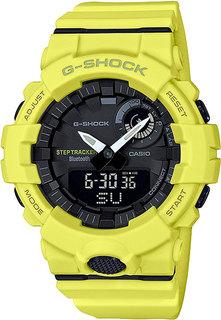 Японские мужские часы в коллекции G-SHOCK Мужские часы Casio GBA-800-9A
