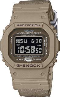 Японские мужские часы в коллекции G-SHOCK Мужские часы Casio DW-5600LU-8E