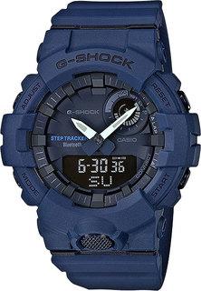 Японские мужские часы в коллекции G-SHOCK Мужские часы Casio GBA-800-2A