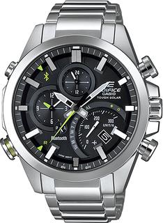 Японские мужские часы в коллекции Edifice Мужские часы Casio EQB-500D-1A