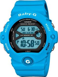 Японские женские часы в коллекции Baby-G Женские часы Casio BG-6903-2E