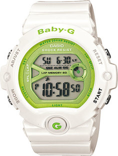 Японские женские часы в коллекции Baby-G Женские часы Casio BG-6903-7E