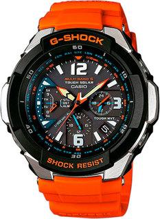 Японские мужские часы в коллекции G-SHOCK Мужские часы Casio GW-3000M-4A