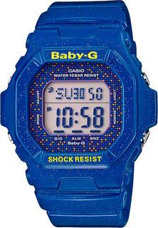 Японские женские часы в коллекции Baby-G Женские часы Casio BG-5600GL-2E
