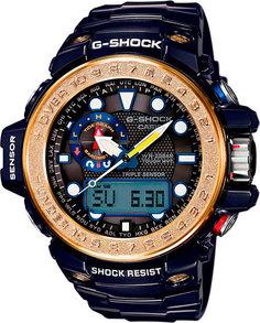 Японские мужские часы в коллекции G-SHOCK Мужские часы Casio GWN-1000F-2A