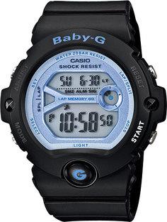 Японские женские часы в коллекции Baby-G Женские часы Casio BG-6903-1E
