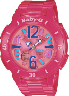 Японские женские часы в коллекции Baby-G Женские часы Casio BGA-171-4B1