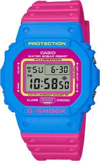 Японские мужские часы в коллекции G-SHOCK Мужские часы Casio DW-5600TB-4B