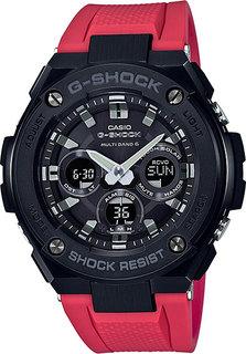 Японские мужские часы в коллекции G-SHOCK Мужские часы Casio GST-W300G-1A4