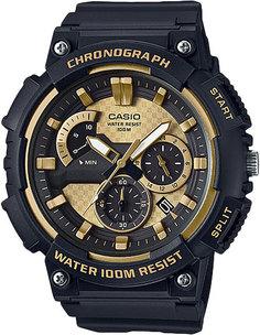 Японские мужские часы в коллекции Collection Мужские часы Casio MCW-200H-9A