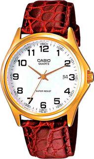 Японские мужские часы в коллекции Collection Мужские часы Casio MTP-1188PQ-7B