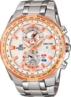 Японские мужские часы в коллекции Edifice Мужские часы Casio EFR-550D-7A
