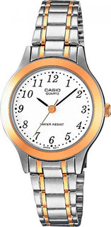 Японские женские часы в коллекции Collection Женские часы Casio LTP-1263PG-7B