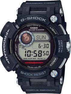 Японские мужские часы в коллекции G-SHOCK Мужские часы Casio GWF-D1000-1E