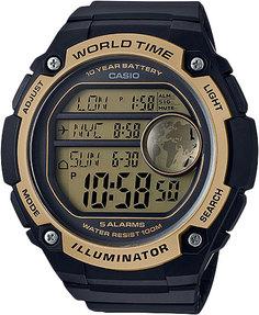 Японские мужские часы в коллекции Collection Мужские часы Casio AE-3000W-9A