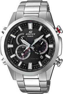 Японские мужские часы в коллекции Edifice Мужские часы Casio EQW-T640D-1A