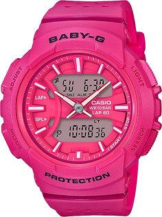 Японские женские часы в коллекции Baby-G Женские часы Casio BGA-240-4A