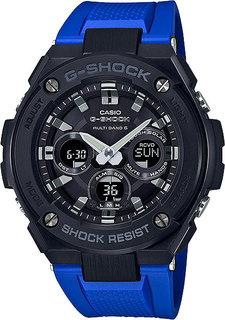 Японские мужские часы в коллекции G-SHOCK Мужские часы Casio GST-W300G-2A1