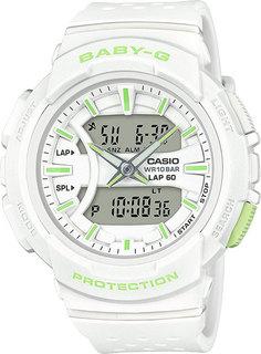 Японские женские часы в коллекции Baby-G Женские часы Casio BGA-240-7A2