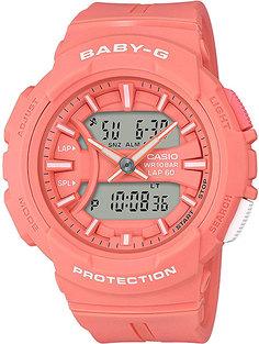 Японские женские часы в коллекции Baby-G Женские часы Casio BGA-240BC-4A