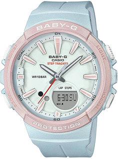 Японские женские часы в коллекции Baby-G Женские часы Casio BGS-100SC-2A
