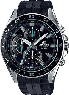 Японские мужские часы в коллекции Edifice Мужские часы Casio EFV-550P-1A