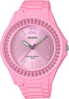 Японские женские часы в коллекции Collection Женские часы Casio LX-500H-4E2