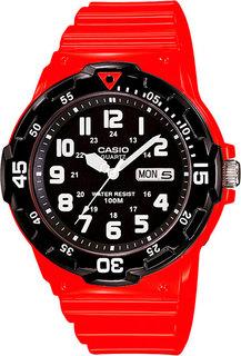 Японские мужские часы в коллекции Collection Мужские часы Casio MRW-200HC-4B