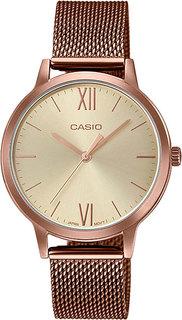 Японские женские часы в коллекции Collection Женские часы Casio LTP-E157MR-9A