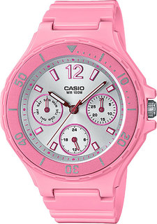 Японские женские часы в коллекции Collection Женские часы Casio LRW-250H-4A3