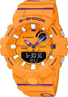 Японские мужские часы в коллекции G-SHOCK Мужские часы Casio GBA-800DG-9A
