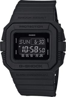 Японские мужские часы в коллекции G-SHOCK Мужские часы Casio DW-D5500BB-1E